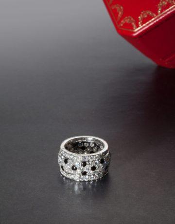 Cartier Nigeria Pathère ring 5