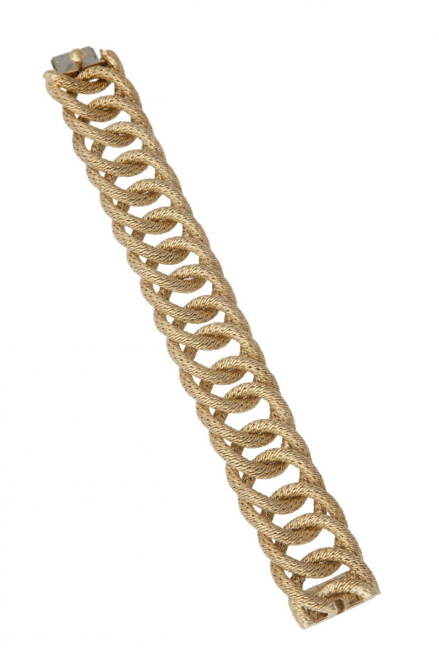 hermès geweven armband 1970s