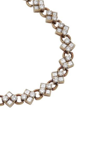 diamant armband kutchinsky londen 1970s