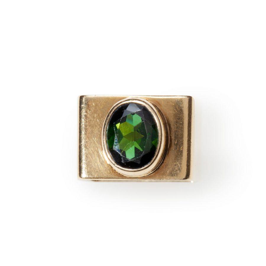 Jean Dinh Van voor Cartier ring toermalijn ca 1960