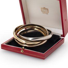 Cartier Trinity armband 1973