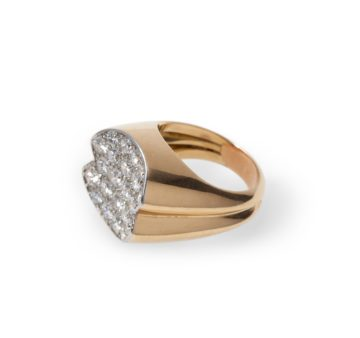 ring diamant cartier