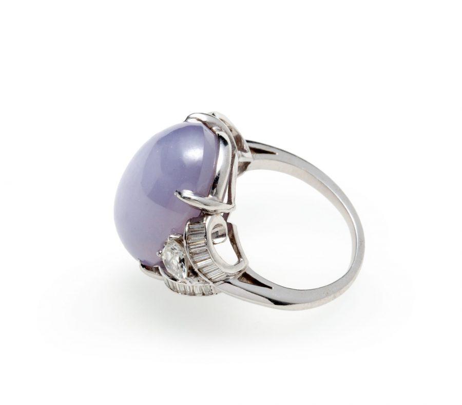 stersaffier ring diamant