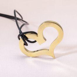 Cartier hart hanger Jean Dinh Van
