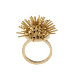 Pol Bury kinetische ring circa 1968