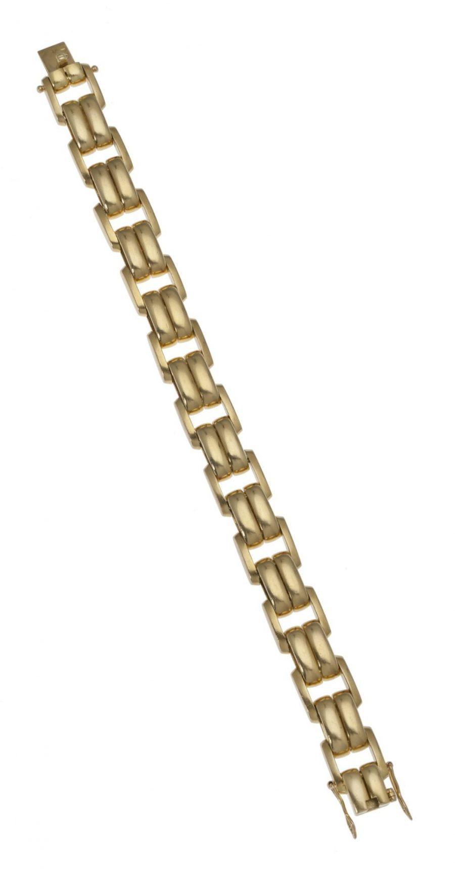 Cartier geelgouden armband
