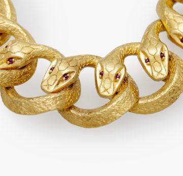 Mellerio Art Nouveau armband