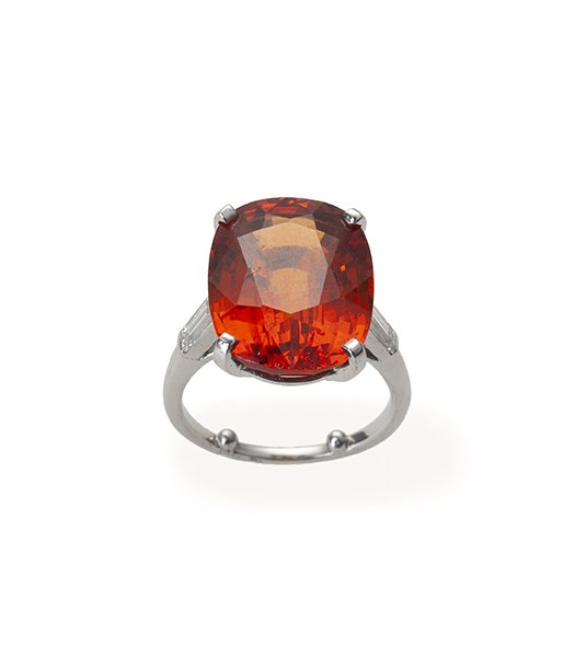 Ring mandarijngranaat