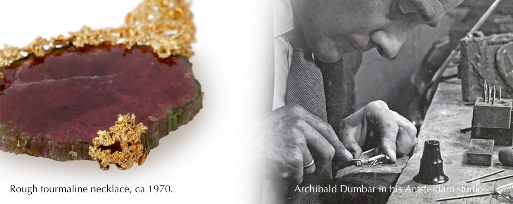 Archibald Dumbar edelsmid