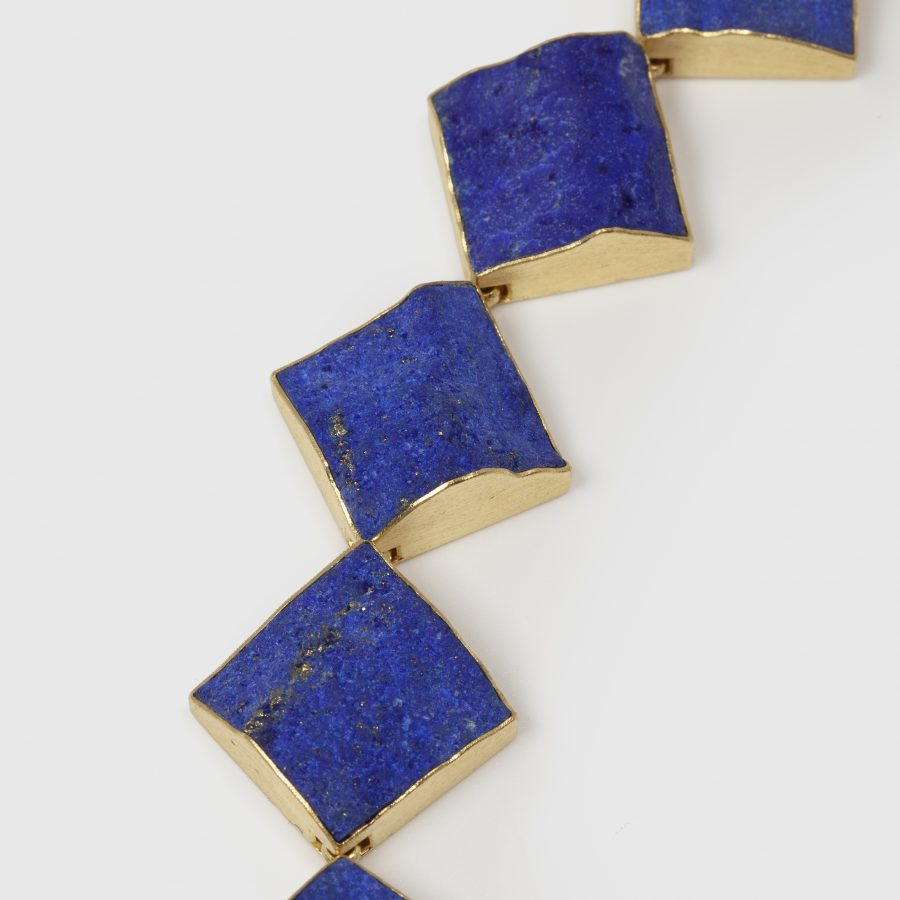 Michael Becker necklace lapis lazuli