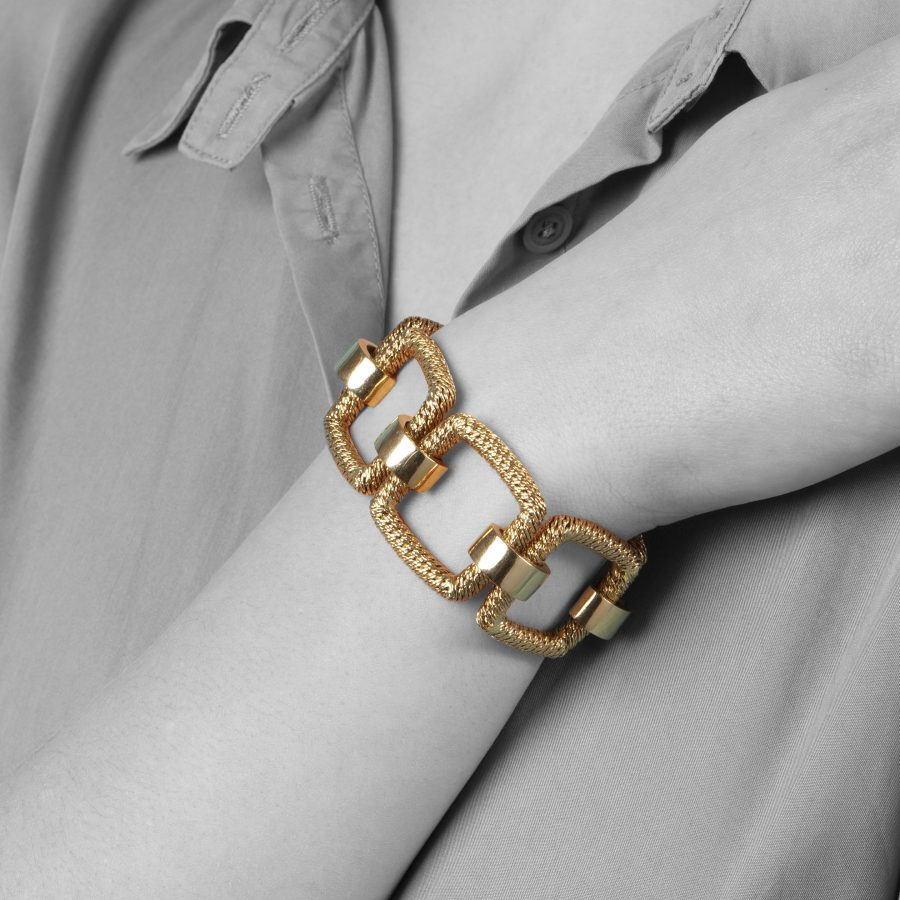 Armband Georges Lenfant Parijs circa 1970
