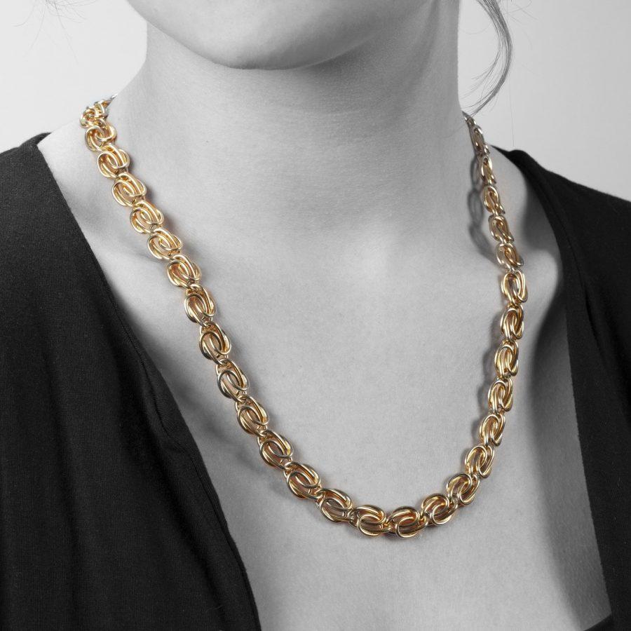 Cartier geelgouden sautoir collier